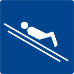 Swimming Shield - Only slip while lying down