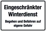 Winter Shield - Limited Winter Service