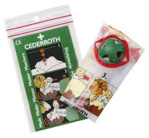 Cederroth breathing mask