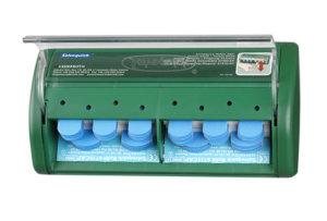 Salvequick plaster dispenser Blue Detectable