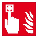 Fire Safety Sign - Fire alarm