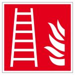 Fire safety sign - fire escape