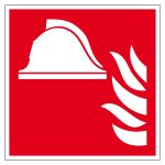 Fire safety signs - Fire fighting equipment and equipment