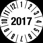 Annual test plaque 2017 | JP08 | favorite color