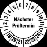 Multi-year test sticker 2019 - 2024 | Next examination date
