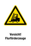 Warning sign - Caution! Loaders