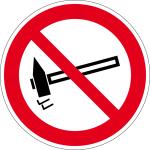 Prohibited sign - prohibited