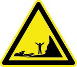 Warning signs - warning of incoming tides