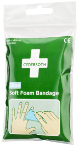 Cederroth Soft Foam Bandage Pocket size