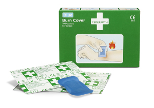 Cederroth Burn Cover hydrogel patch