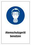 Breathing shield - Use breathing apparatus