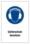 Use signboard - hearing protection