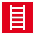 Fire protection sign - fire brigade