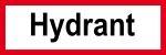 Fire Brigade Shield - Hydrant