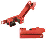 Lock for large circuit breakers Grip Tight