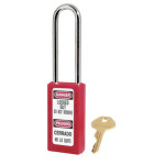 Padlock Series 411 - Shackle height 76 mm