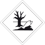 Dangerous goods mark - Dangerous for the environment