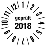 Annual test report 2018 JP29 | favorite color